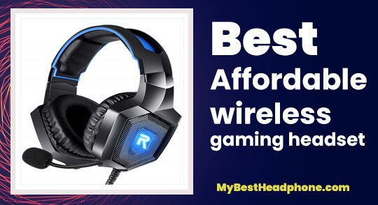 best affordable wireless gaming headset