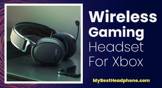 Wireless Gaming Headset For Xbox