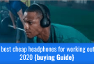 best cheap wireless headphones for working out