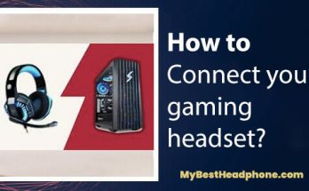 How to connect your gaming headset