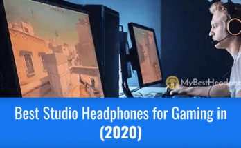 Best Studio Headphones for Gaming in (2020)