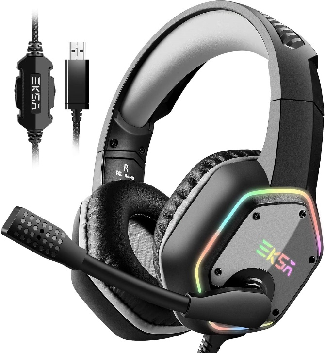 EKSA Gaming Headset 7.1